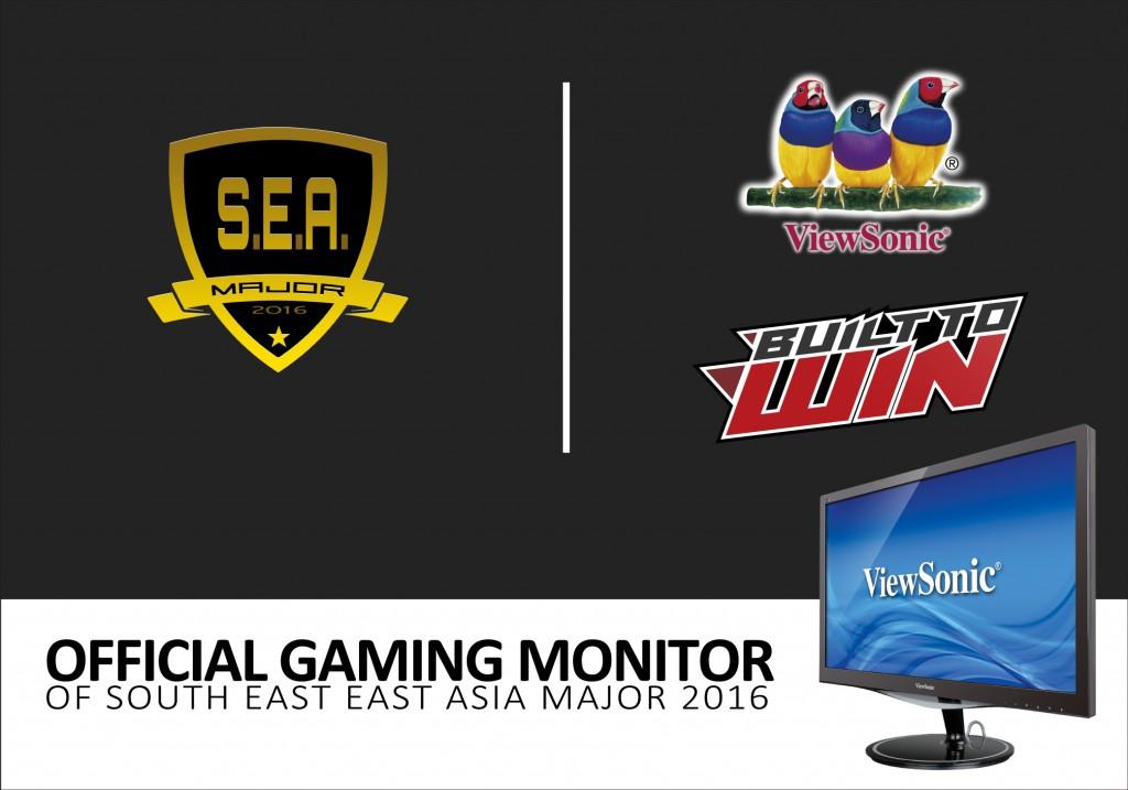Official Monitor Capcom Pro Tour
