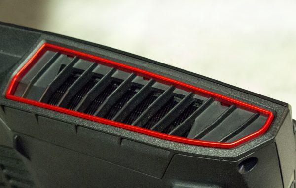 msi gt73vr 6rf titan pro rear exhaust