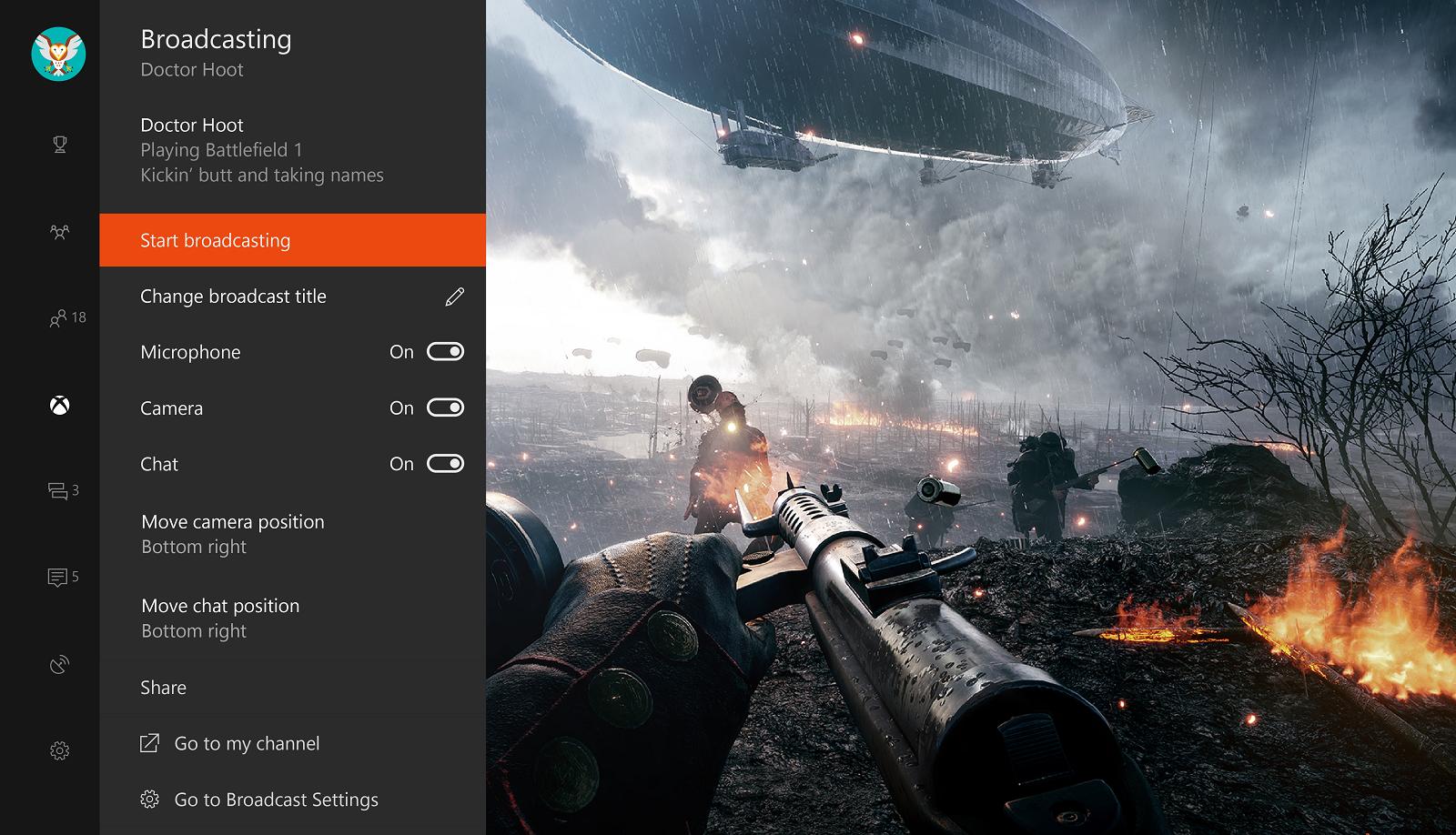 creators update win10 game mode