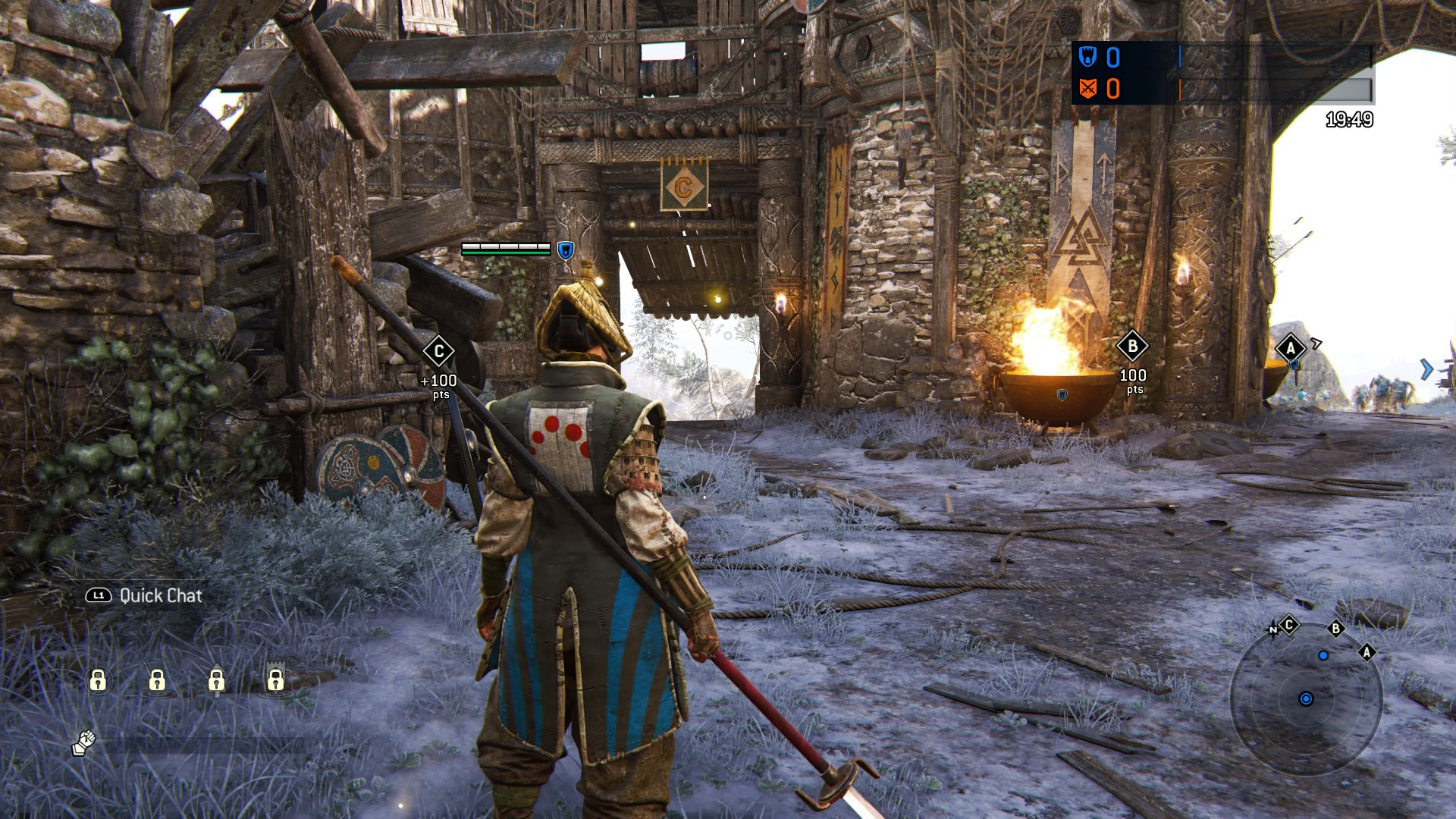 How Creative Can You Be In For Honor Gameaxis