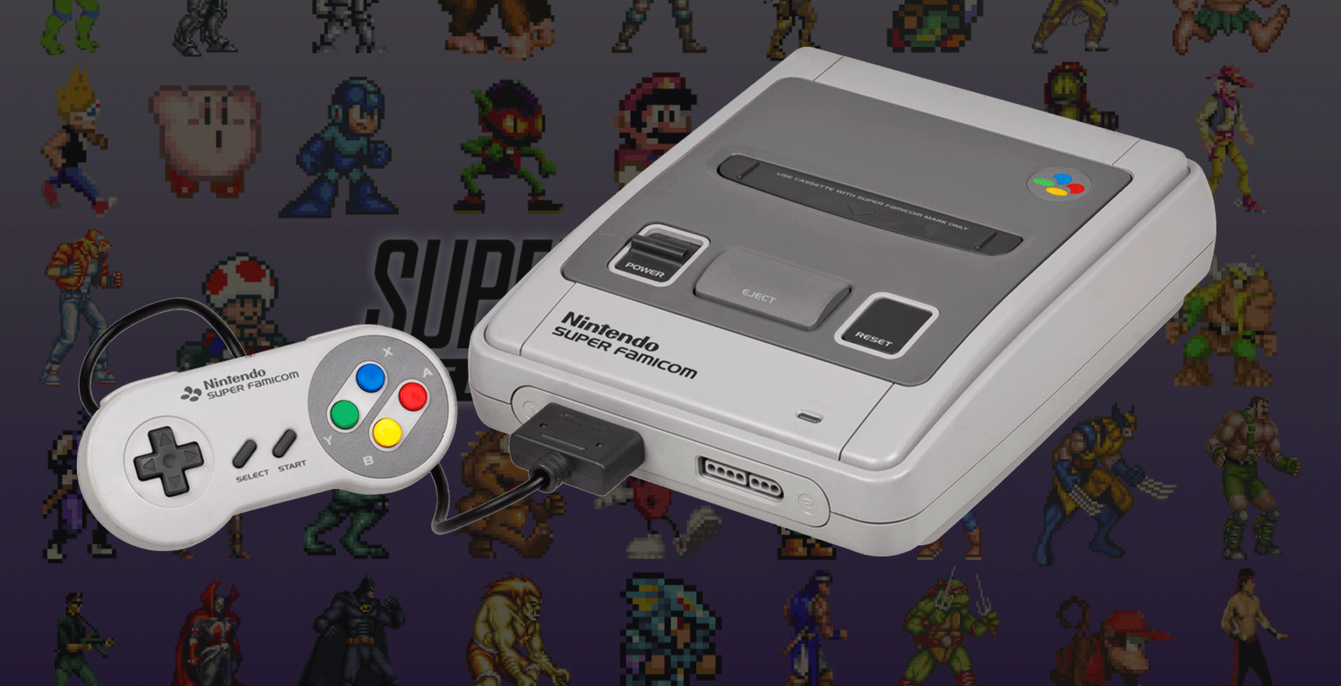 We may get the SNES Classic this Christmas - GameAxis