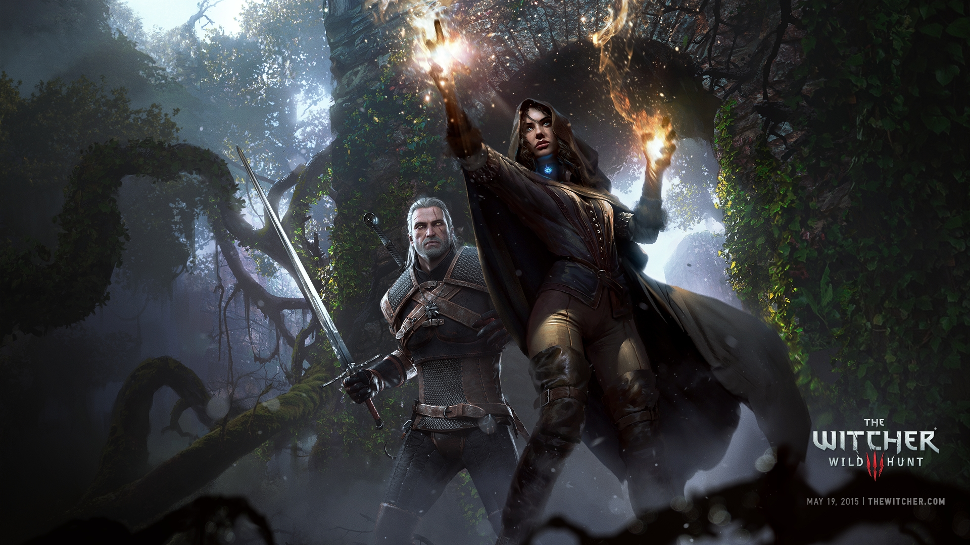 The Witcher Saga Is Coming To Netflix With Author Andrzej Sapkowski On Board Gameaxis
