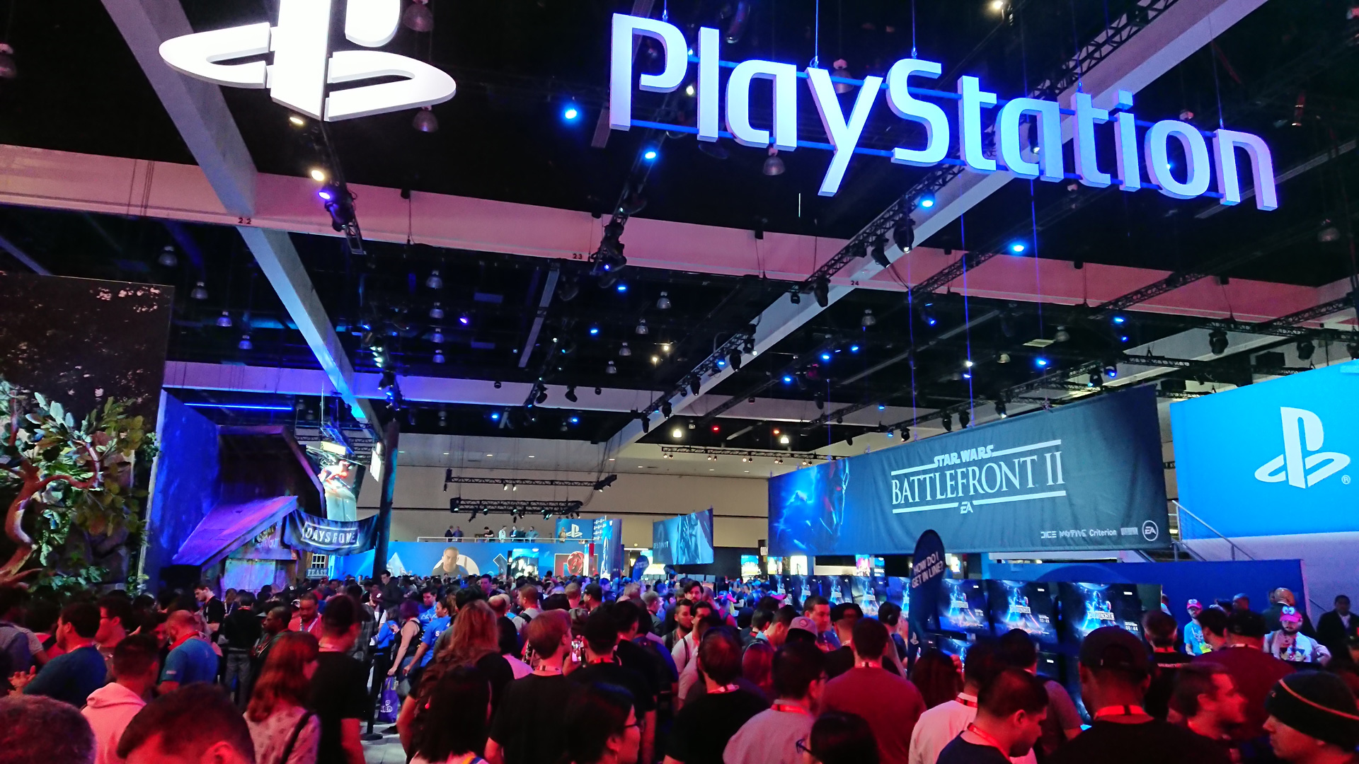 e3 2017s crowd issue is actually a good sign gameaxis