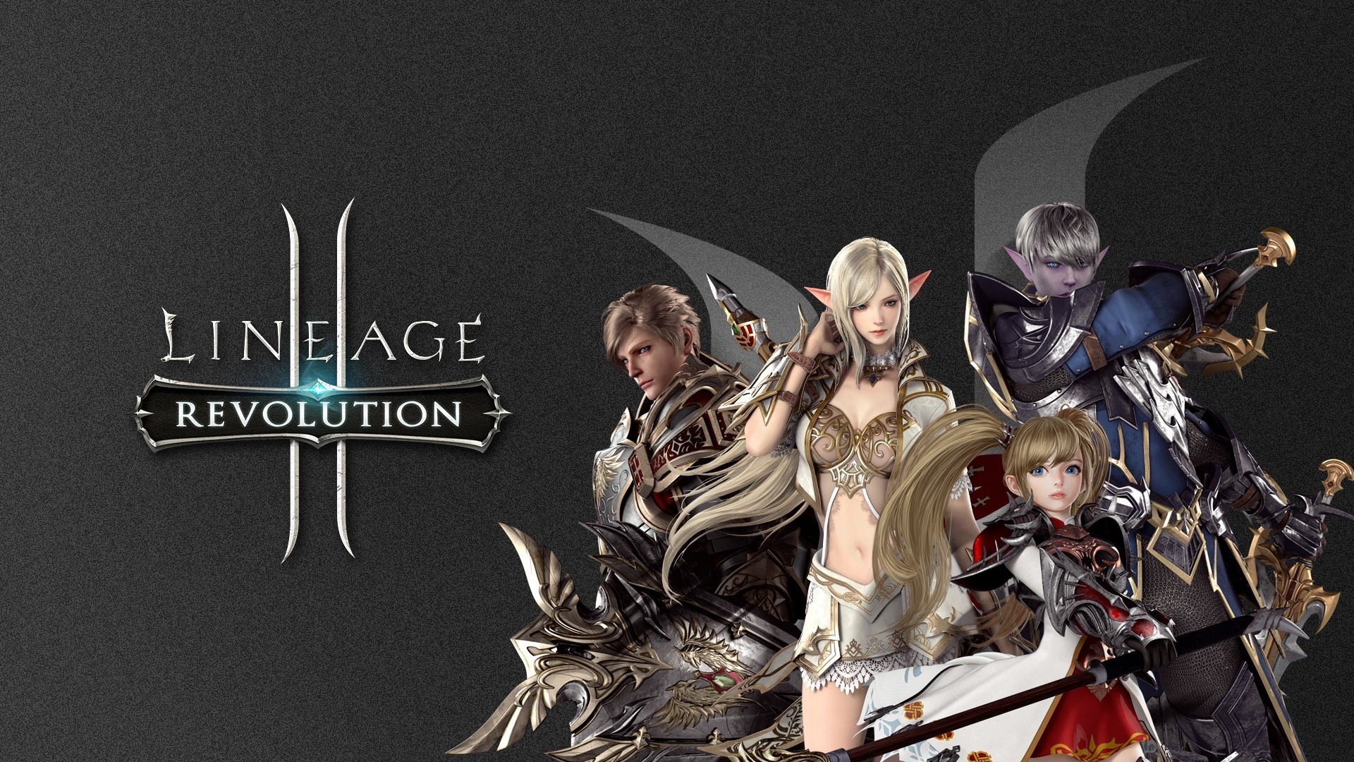 Impressions Lineage2 Revolution With Samsung Galaxy S8