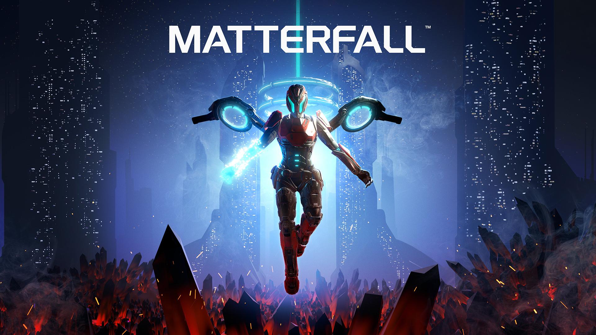 Matterfall key art