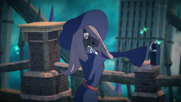 Little Witch Academia: Chamber of Time announce 05