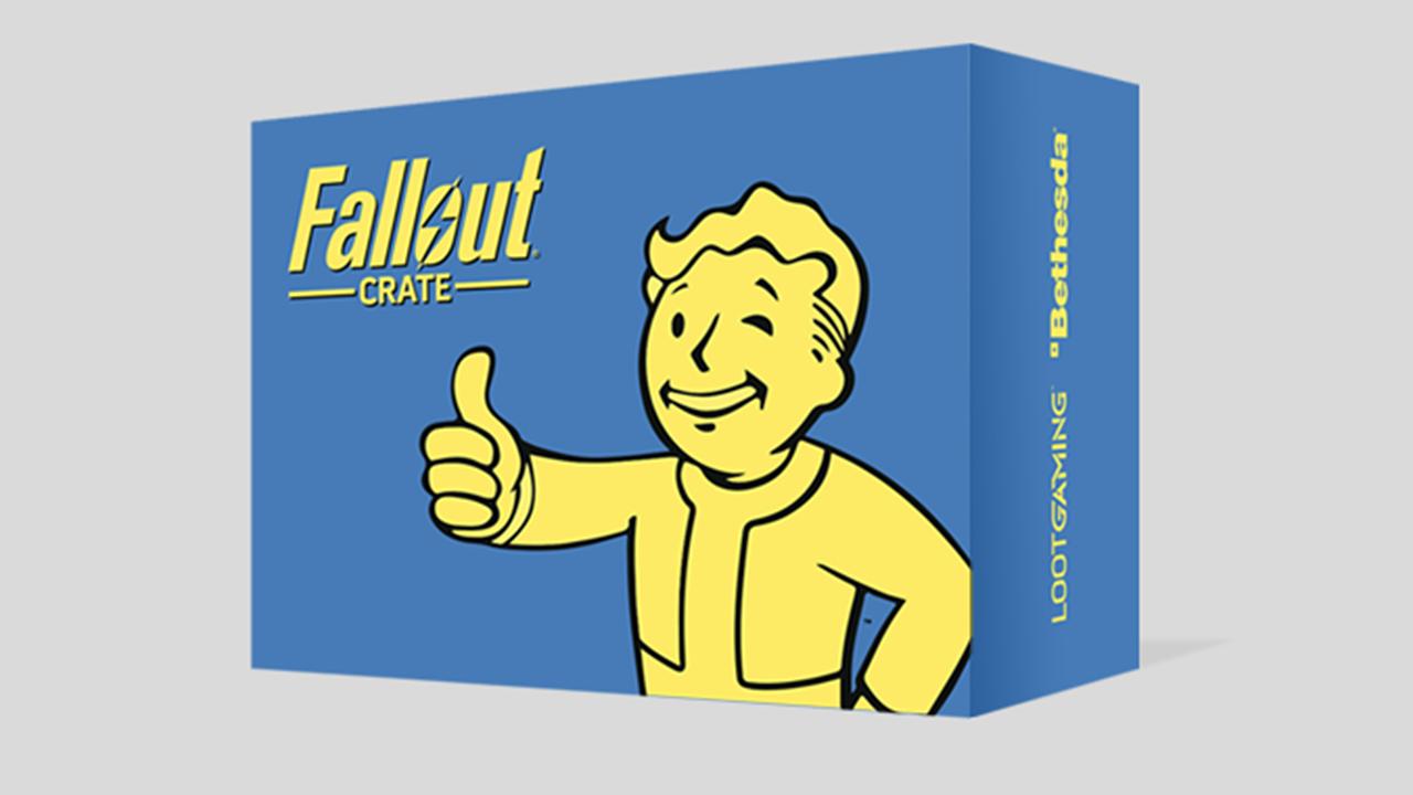 Loot Crate Fallout - Box