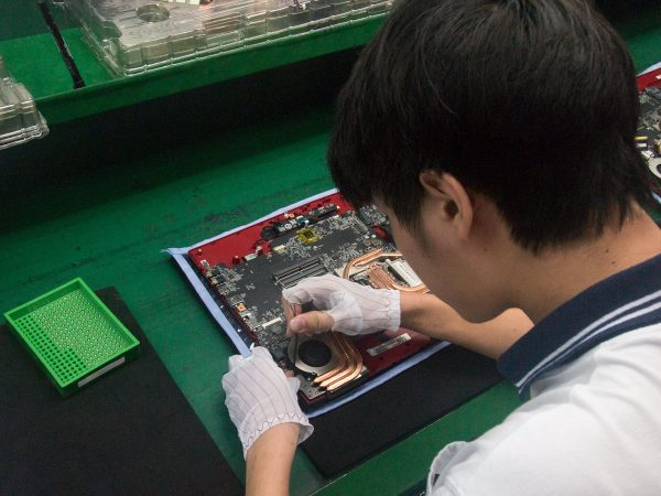 MSI Kunshan Factory Tour 18