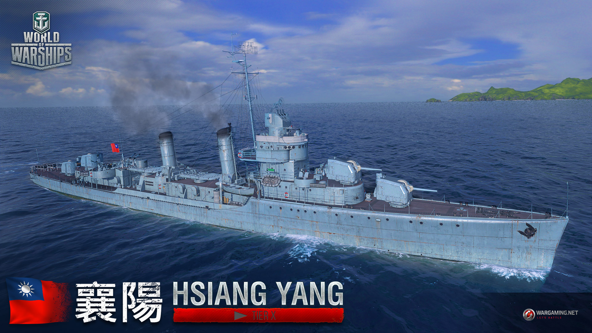World Of Warships To Get Unique Commanders And Pan Asia