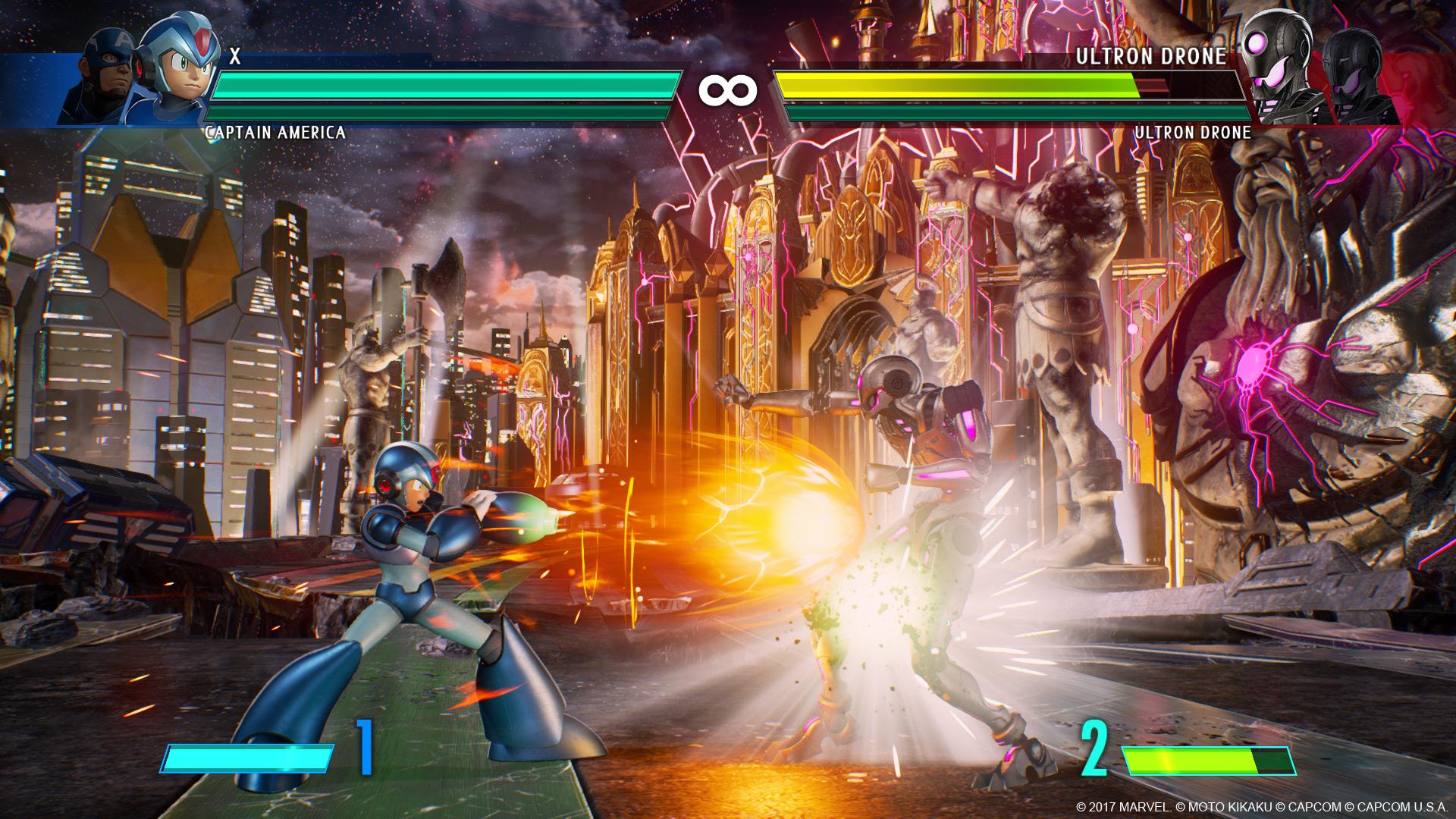 PSXSEA2017 - Marvel vs Capcom: Infinite 06