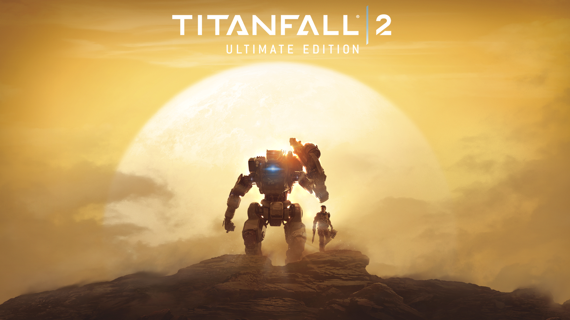 Titanfall 2 Ultimate Edition key art