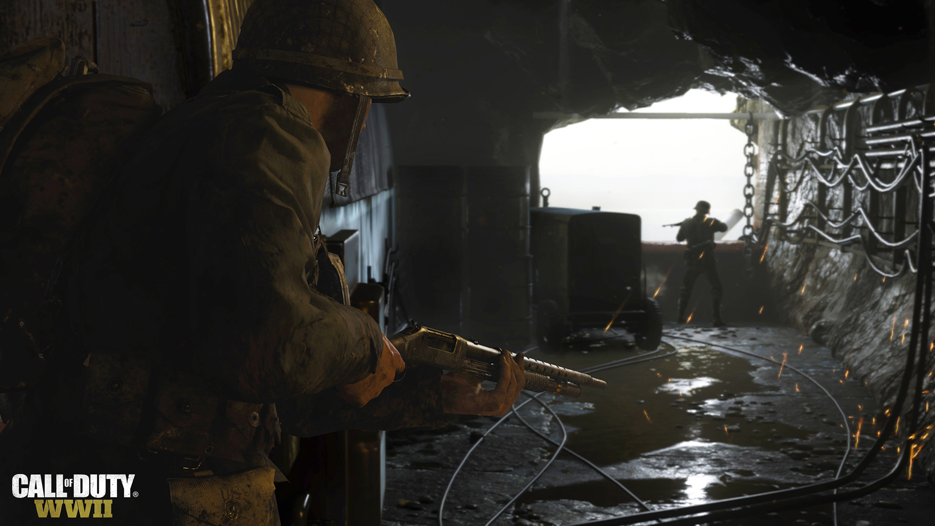 call of duty world war ii - screenshot