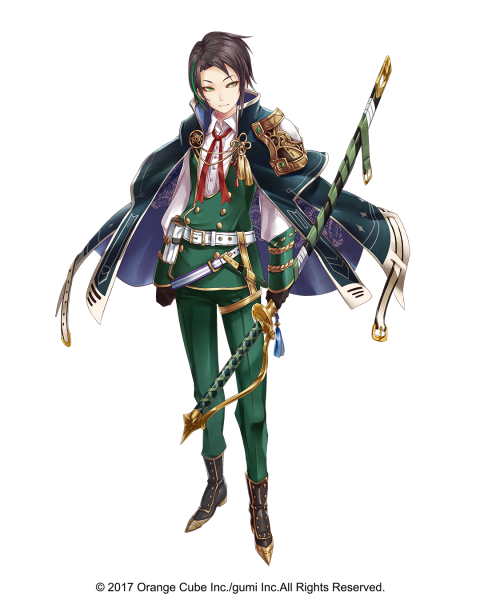 crystal of re:union - tairo no masakado