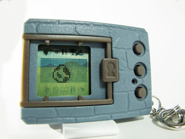 Digimon Ver.20th - egg