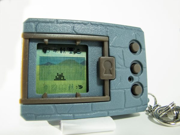 Digimon Ver.20th - botamon