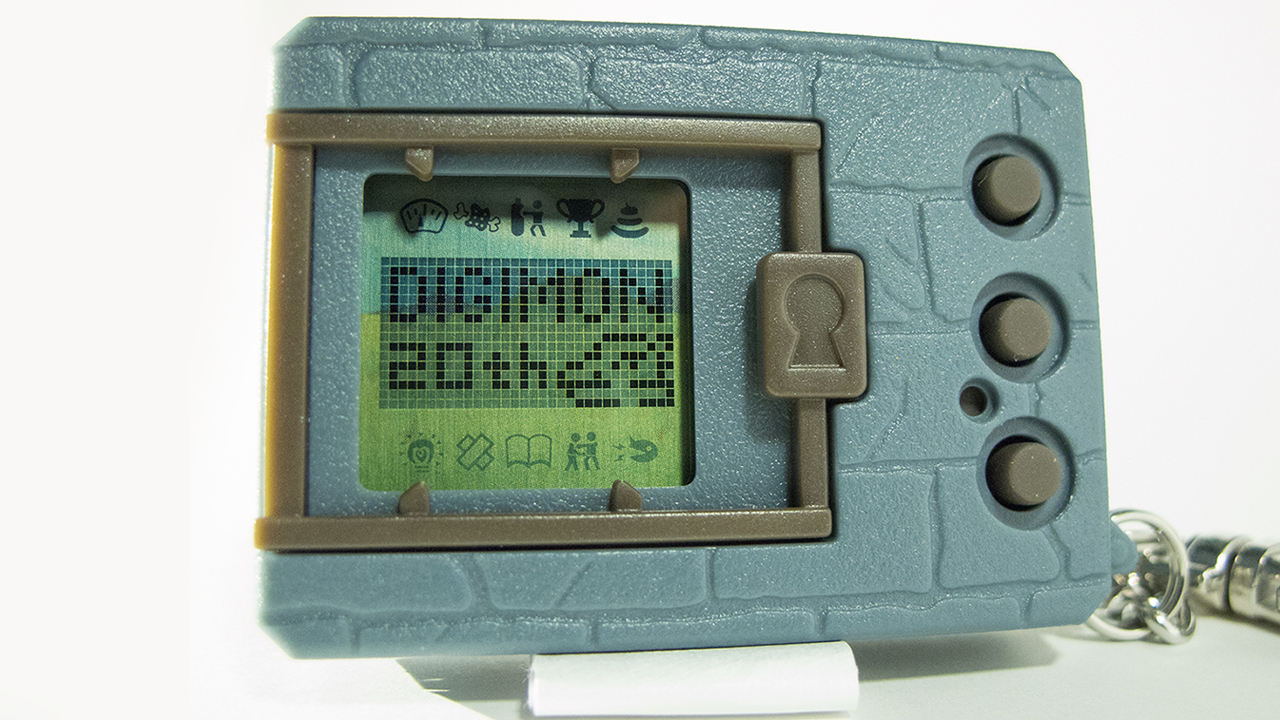 A Quick Look At The Digimon Ver20th Virtual Pet
