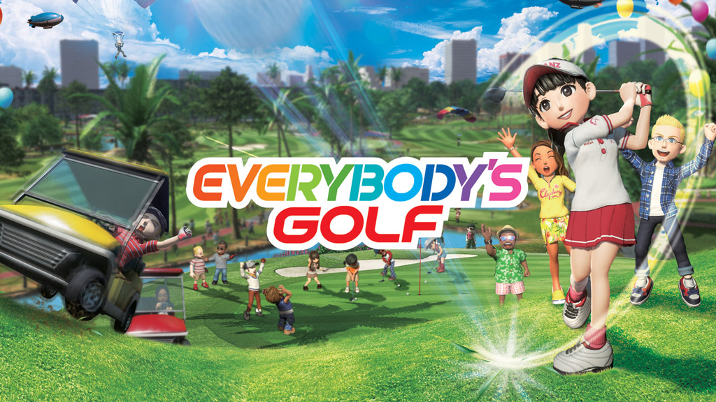 Everybody's Golf (PlayStation 4)