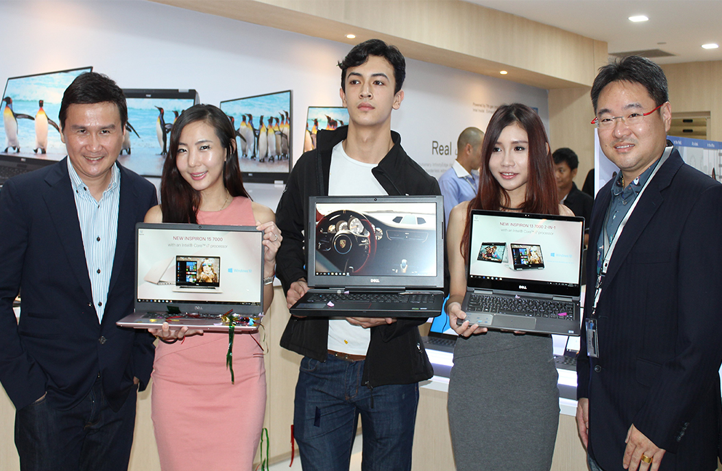 Dell shows off new gaming line-up at Plaza Singapura
