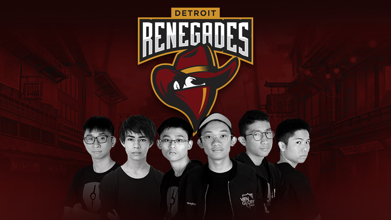 team renegades vainglory