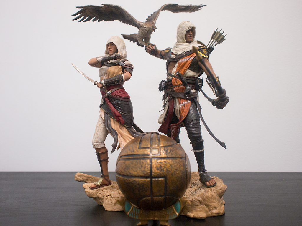 assassin's creed: origins collectibles all