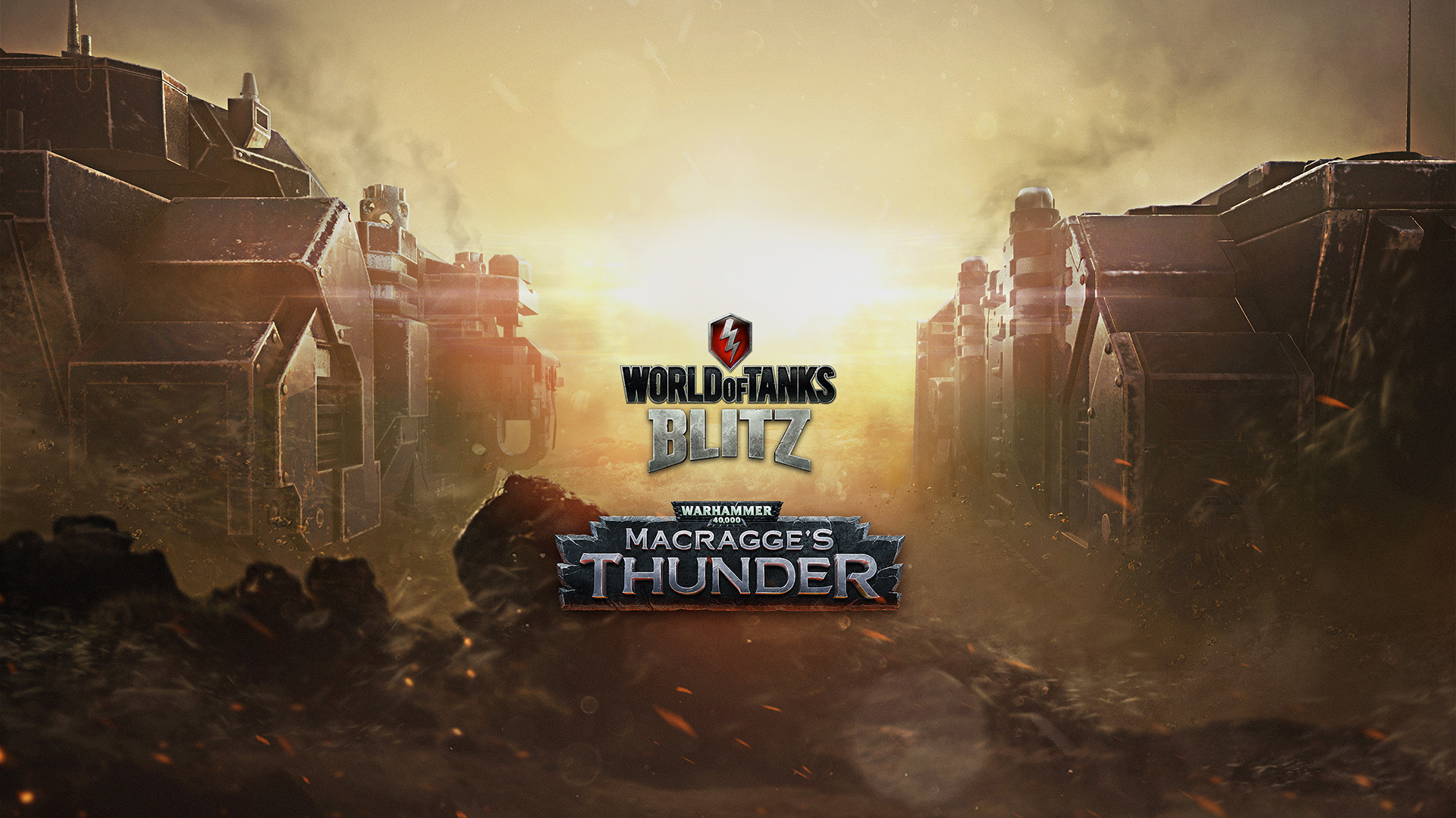 Warhammer 40,000 descends on World of Tanks Blitz - GameAxis