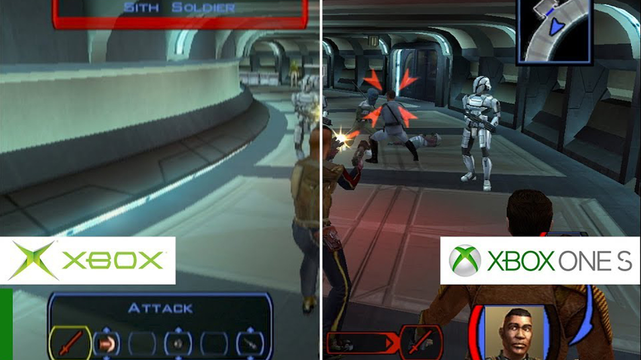 xbox one backwards compatible kotor