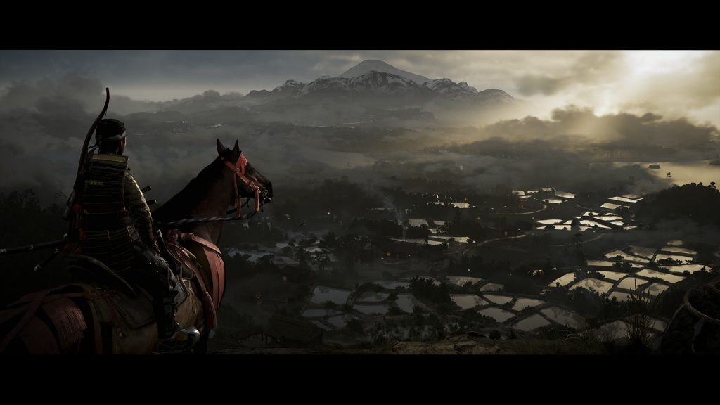ghost of tsushima announce 2