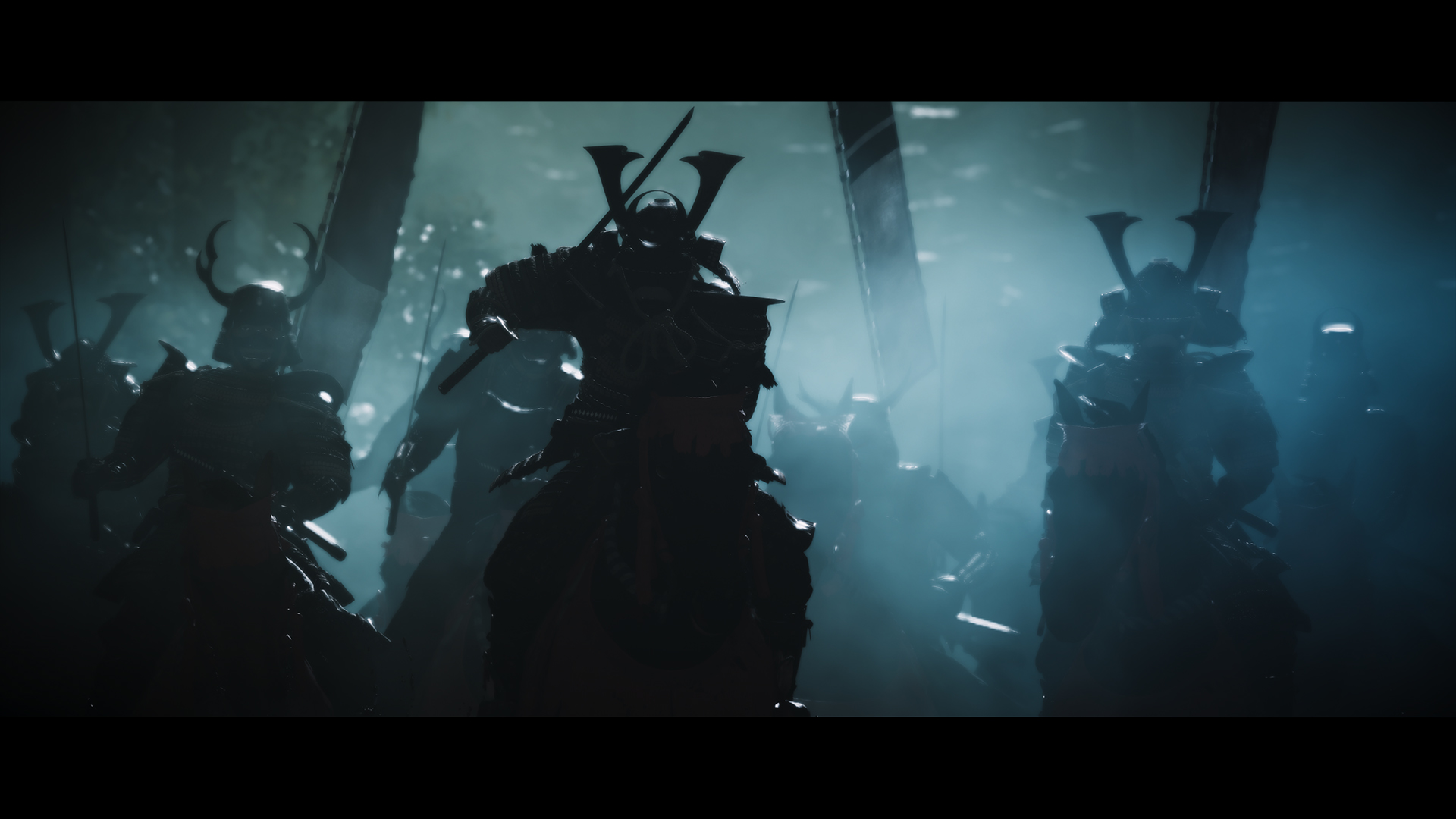 ghost of tsushima announce 3