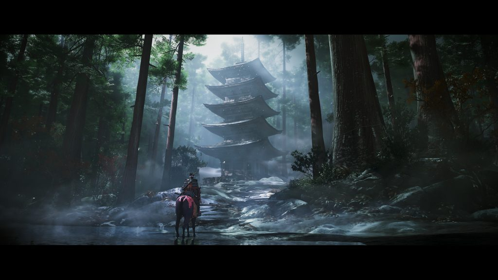 ghost of tsushima announce 4