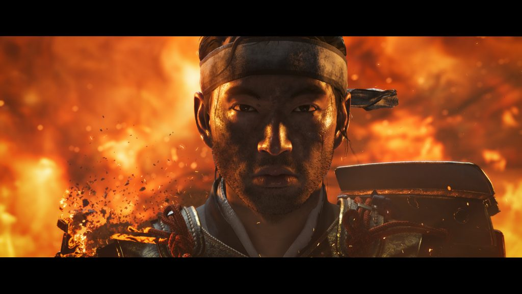 ghost of tsushima announce 5