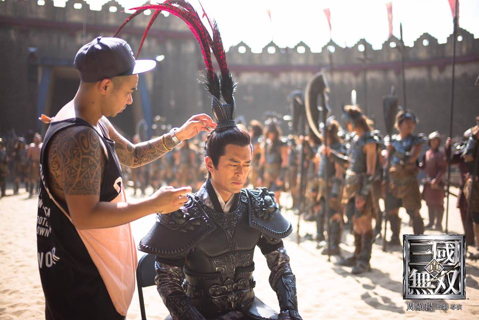 The Dynasty Warriors live-action movie will star Louis Koo