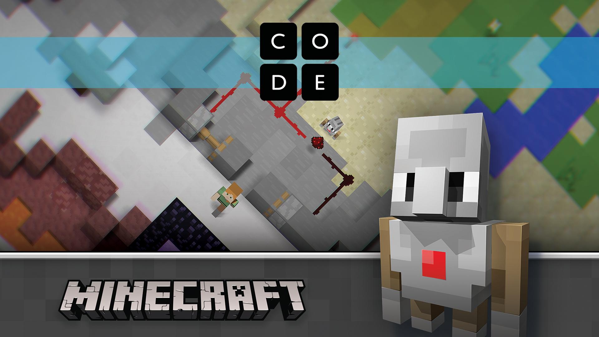 minecraft hour of code 2017