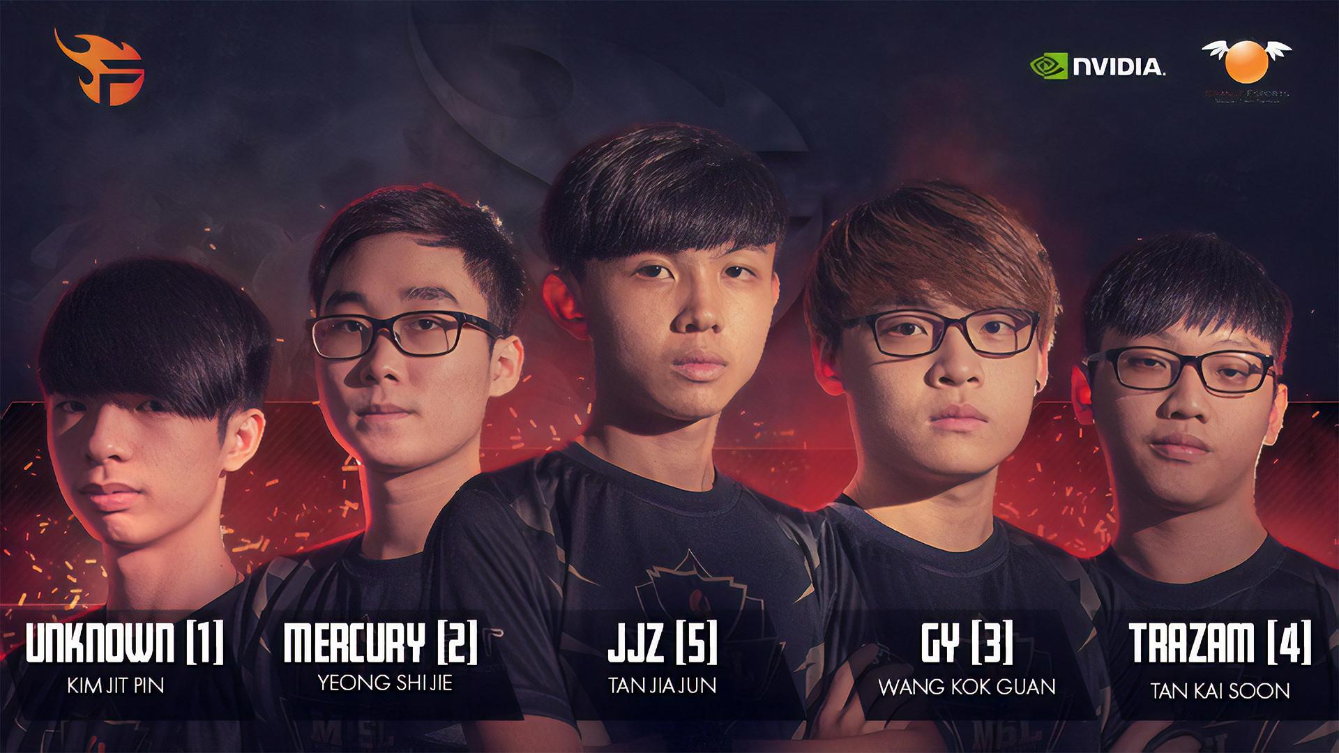 team flash dota 2 team announce 1