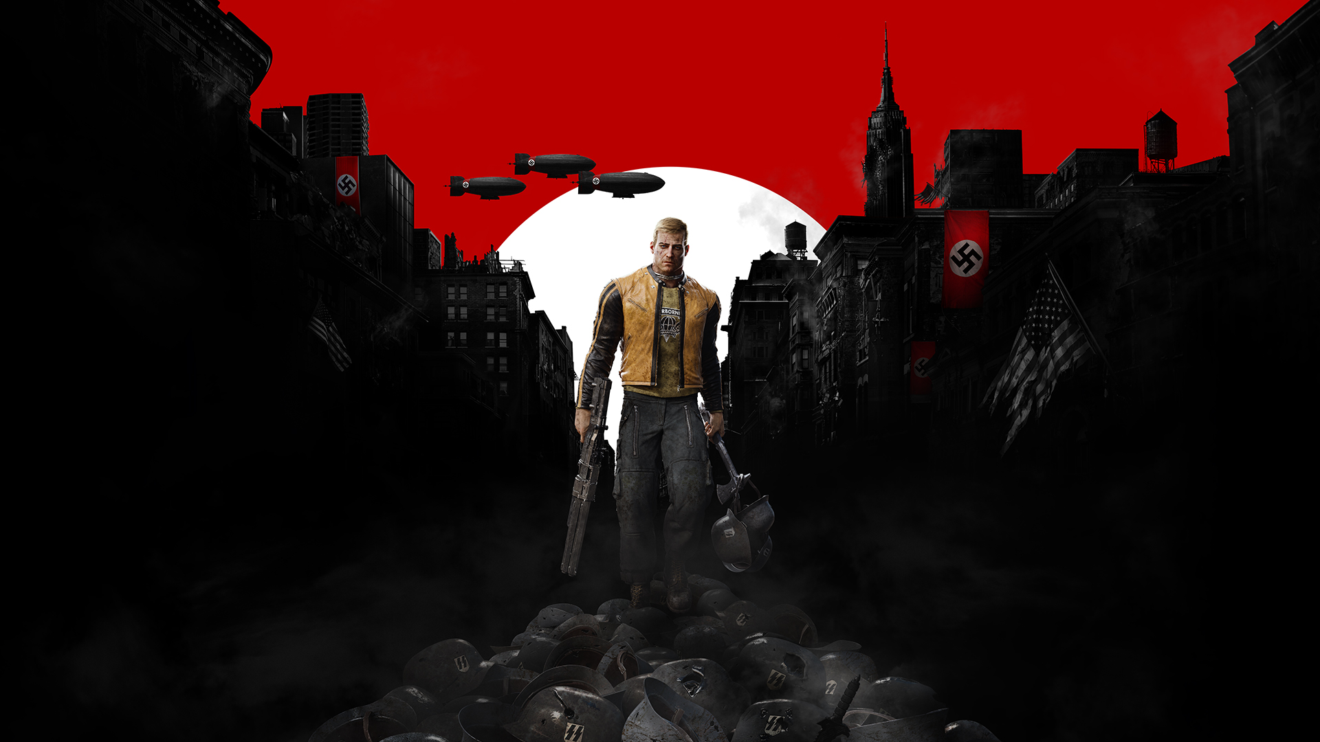 Wolfenstein II The New Colossus Review 01