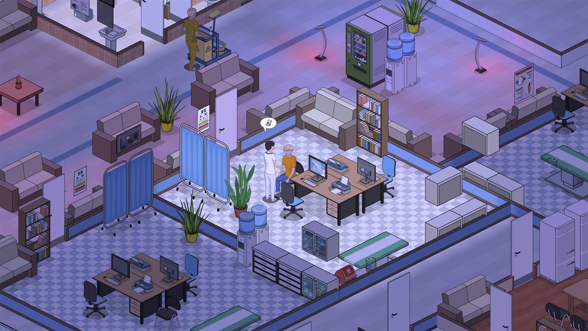 project hospital screenshot 04