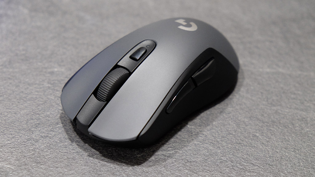 Review - Logitech G603 wireless gaming mouse - GameAxis