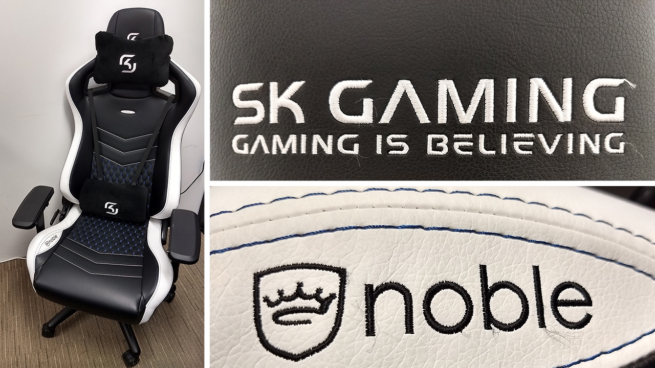 noblechairs EPIC SK Gaming 02