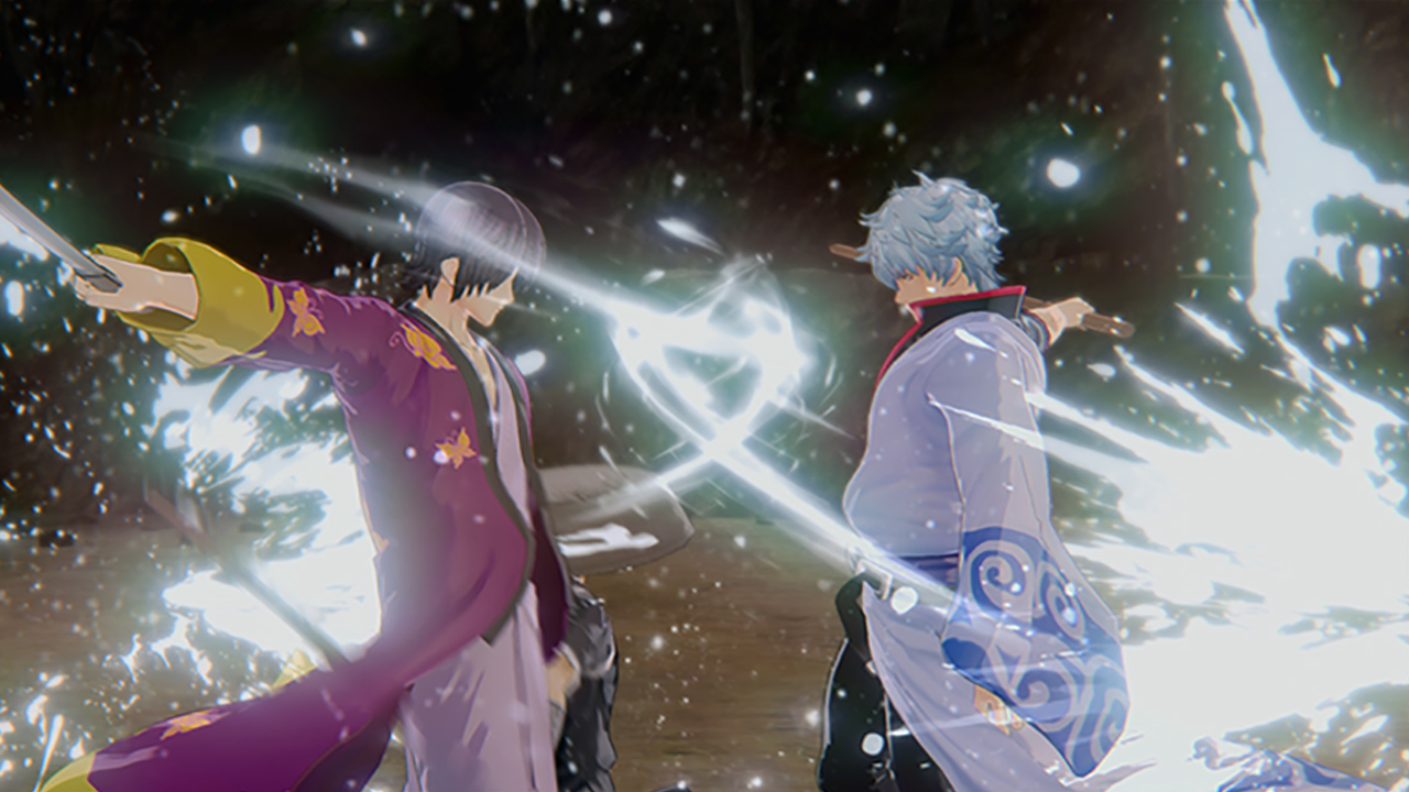 Review — Gintama Rumble (PS4) is a wild mash-up of the anime