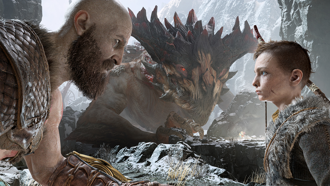 god of war release date 03