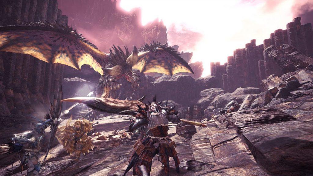 monster hunter world elder dragons 4