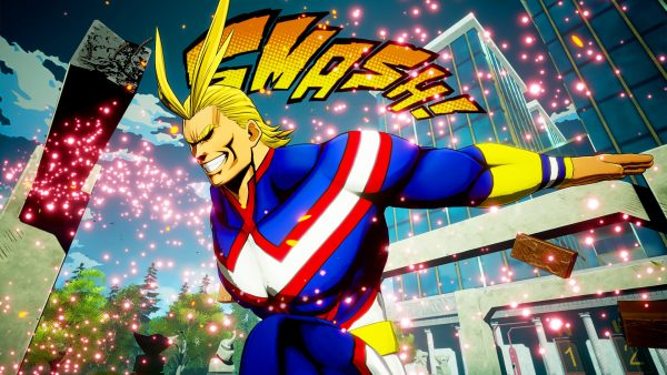my hero academia: one's justice all might 02