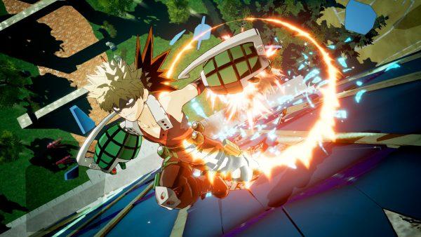 my hero academia: one's justice bakugo 01