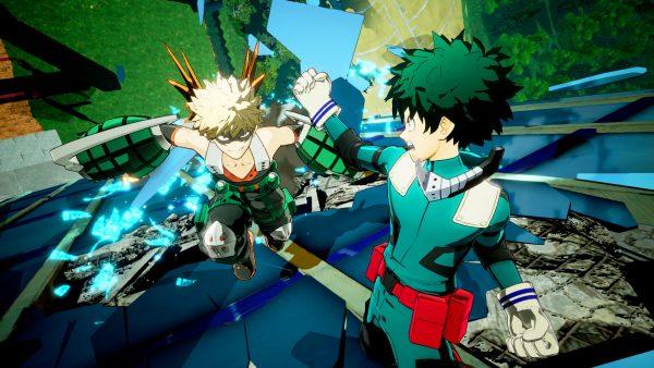 my hero academia: one's justice bakugo 02