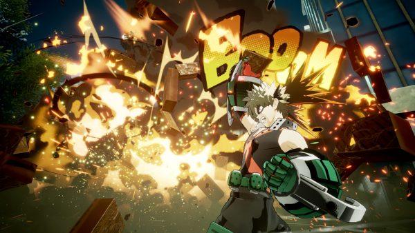 my hero academia: one's justice bakugo 04