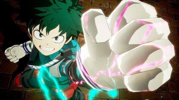 my hero academia: one's justice deku 01