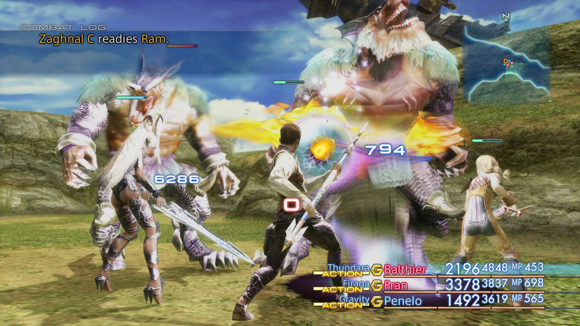Final Fantasy Xii The Zodiac Age Out Now For Pc Gameaxis