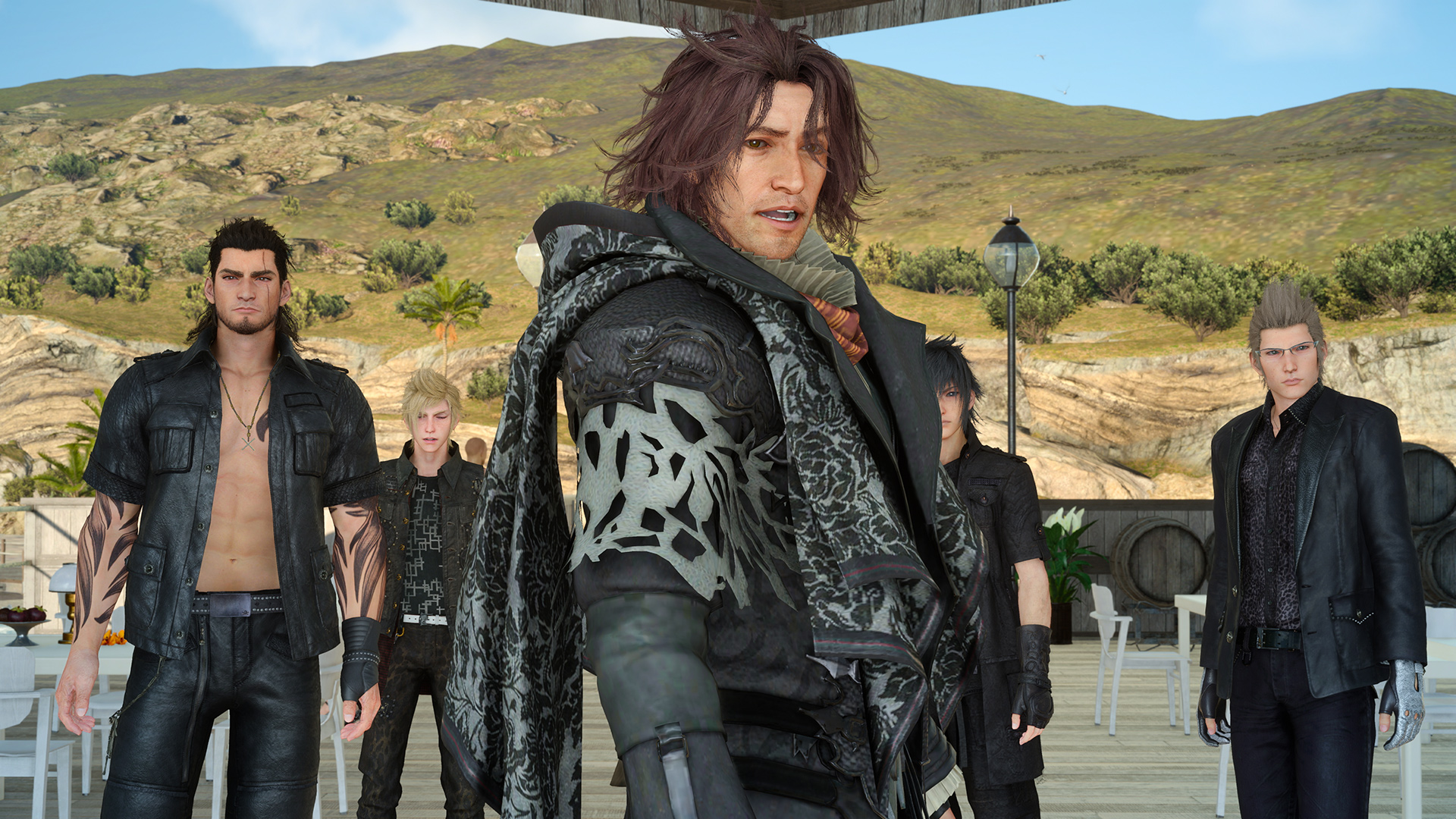 Final Fantasy XV DLC content cancelled as director leaves Square Enix - GameAxis