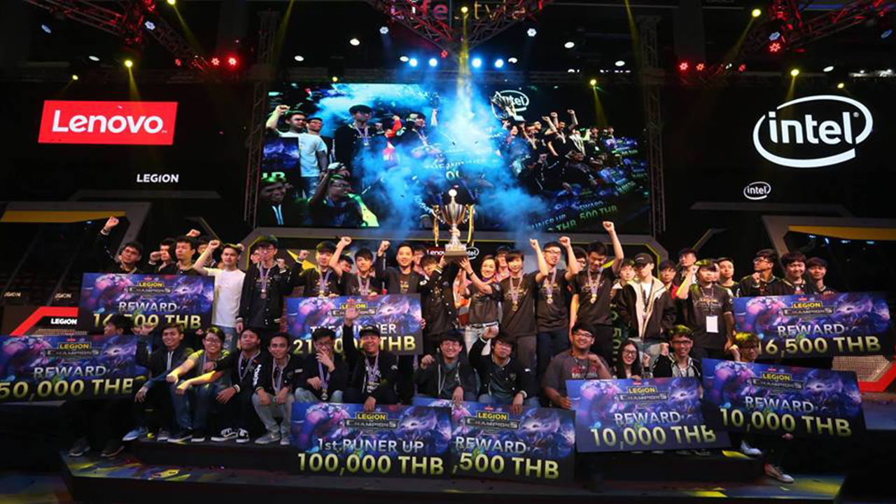 lenovo league of champions series ii