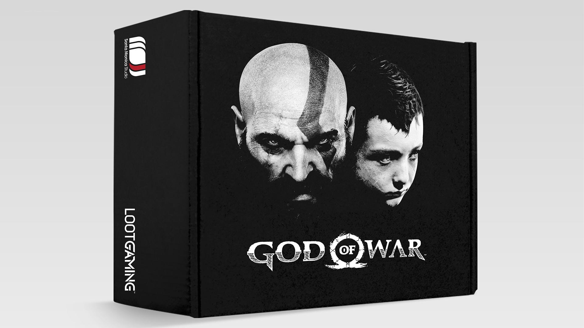 loot crate god of war