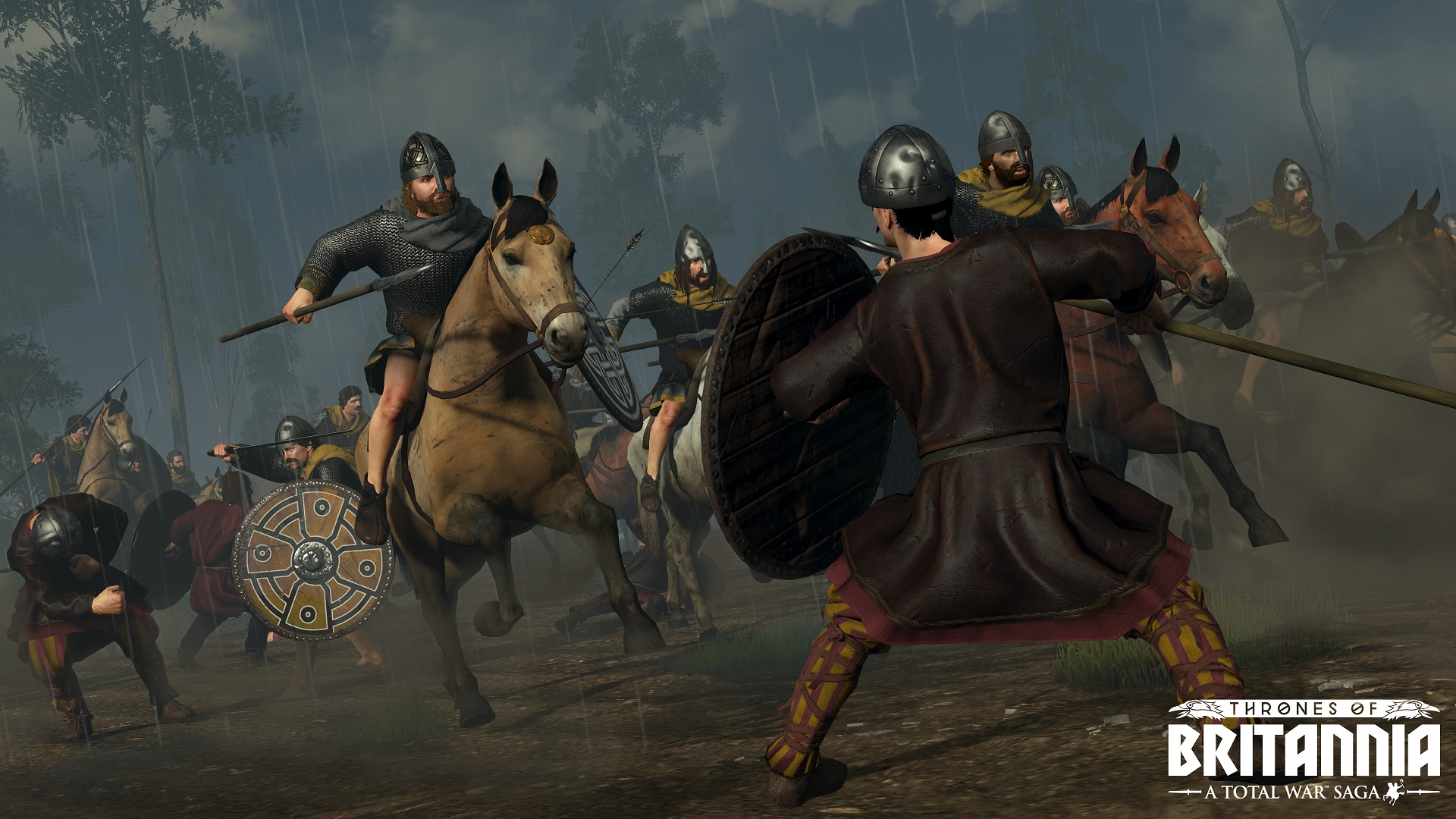 total war saga: thrones of britannia release date
